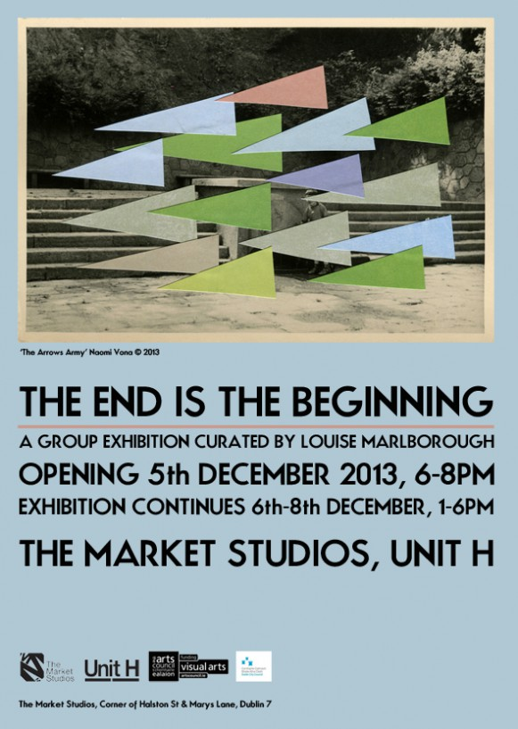The End is the Beginning e-invite